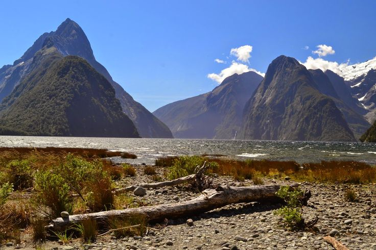 Milford Track, Fiordland, New Zealand - December 2014