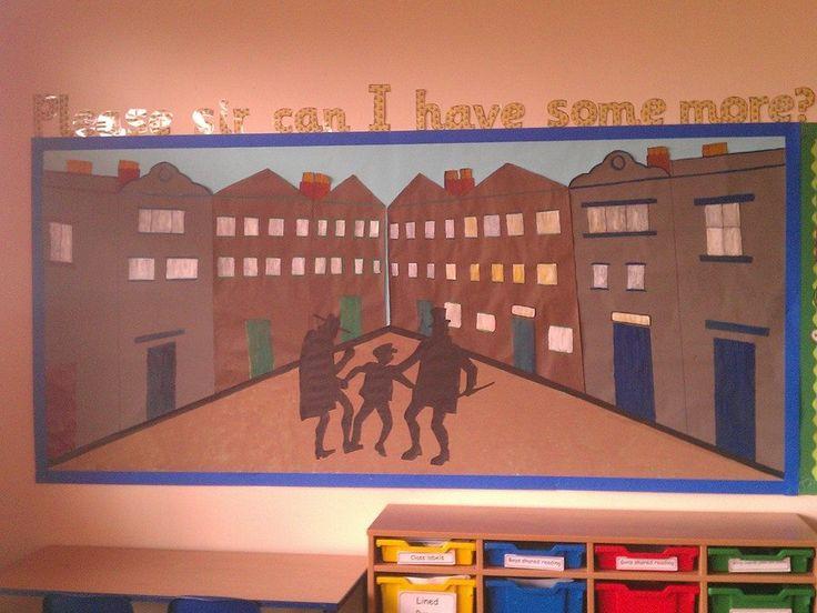 Classroom Display Ideas Victorians : Oliver twist victorian display school pinterest
