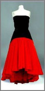 Murray Arbeid Black and Red Flamenco Dress Profile Photo