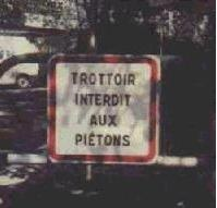 trotoir