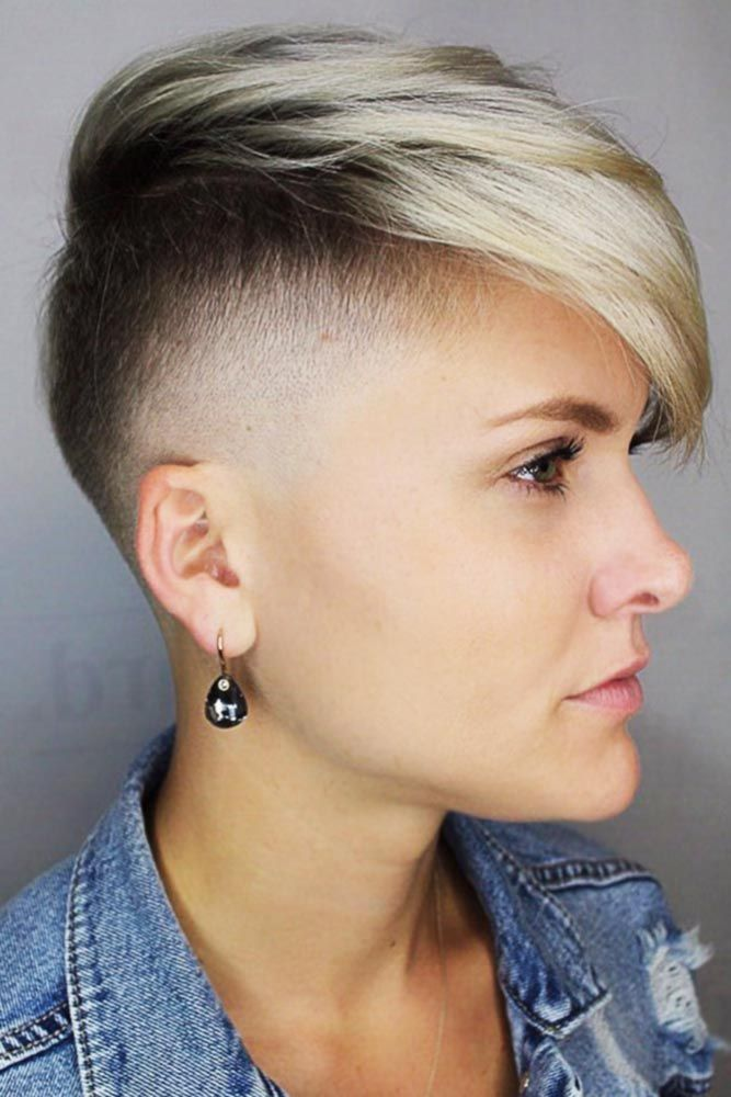 Mohawk Haircut For Straight Hair #pixie #straighthair #undercut ★ Explore tips on how to get straight hair. Our tips wil…