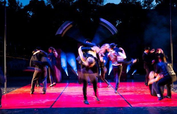 Cirkusz-színház, a bizalom művészete