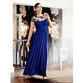 Guido Maria Kretschmer - Abendkleid royalblau im Heine Online-Shop ➤ Jetzt günstig bestellen auf heine.de