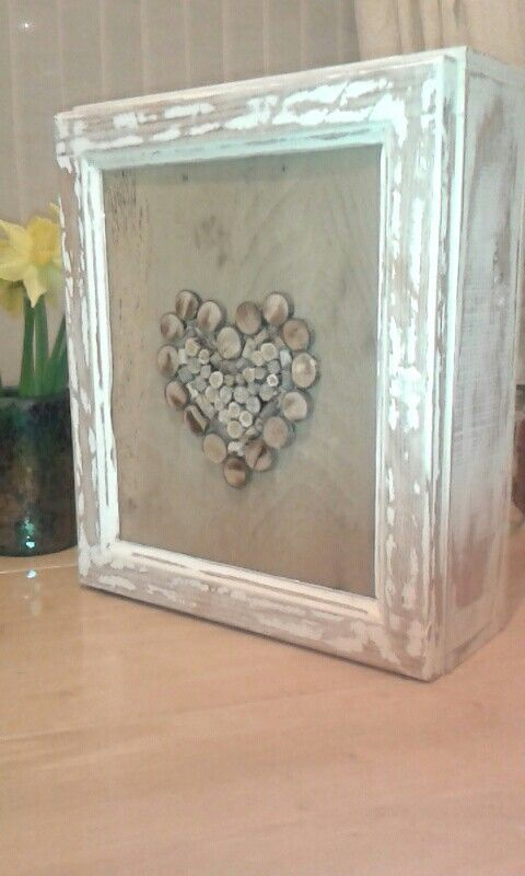 Old bathroom cabinet transformed into a jewellery box