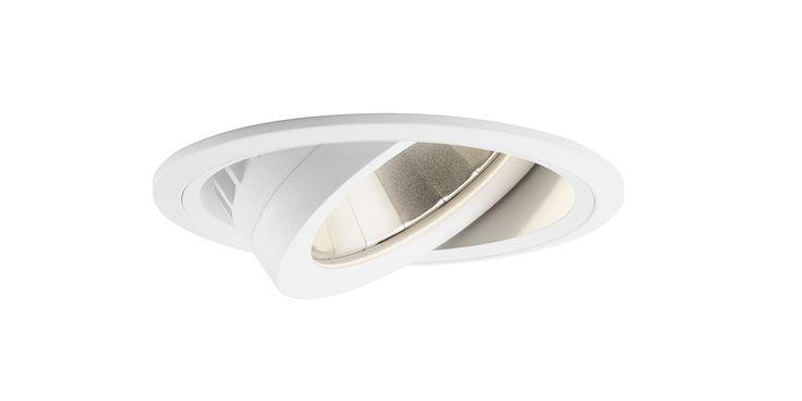 AGIRA è il #proiettore ruotabile fino a 355 gradi #LED #illuminazione #LEDlighting #retail