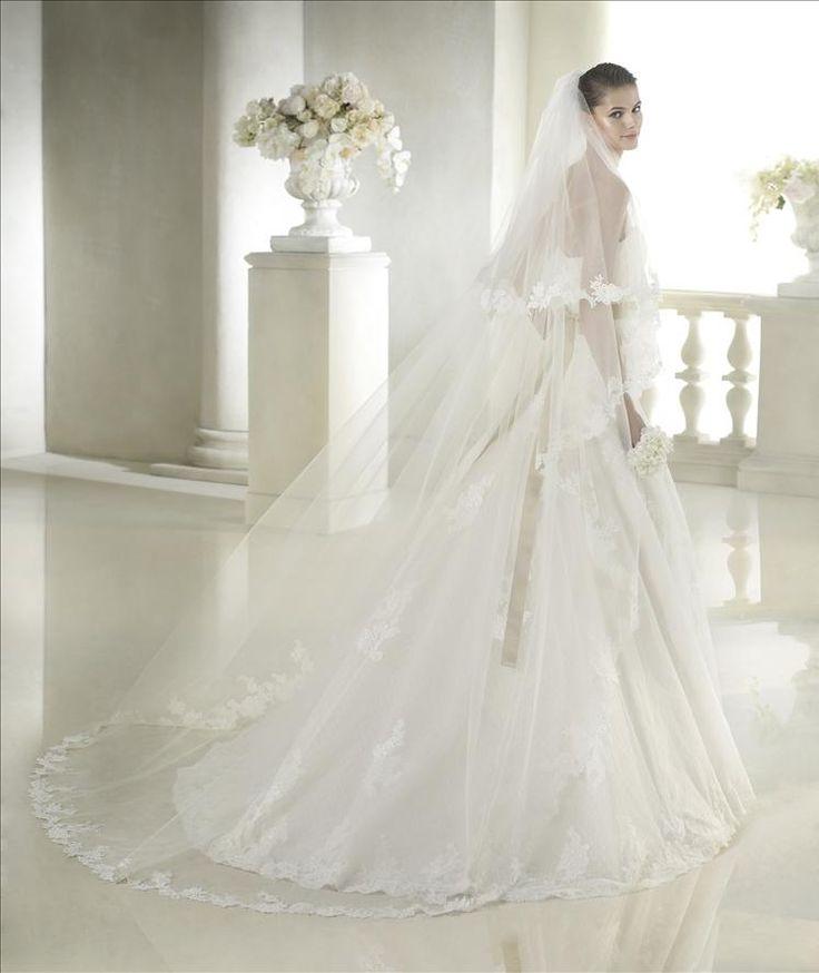 abito da sposa modello sorine collezione san patrick 2015