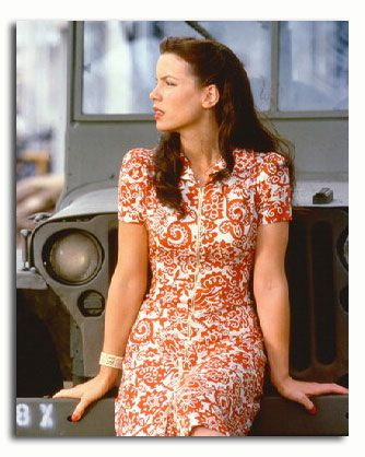 I love 40's fashion. I know this photo is from a movie, but it's indicative of the style of the time.