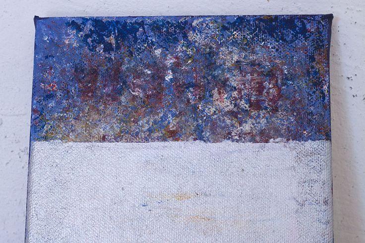 Fiume d'argento, tecnica colori acrilici su tela. Dimensioni: 15x10 cm Artista Mattia Paoli mail: mattiapaoli.design@gmail.com http://nojculture.com/