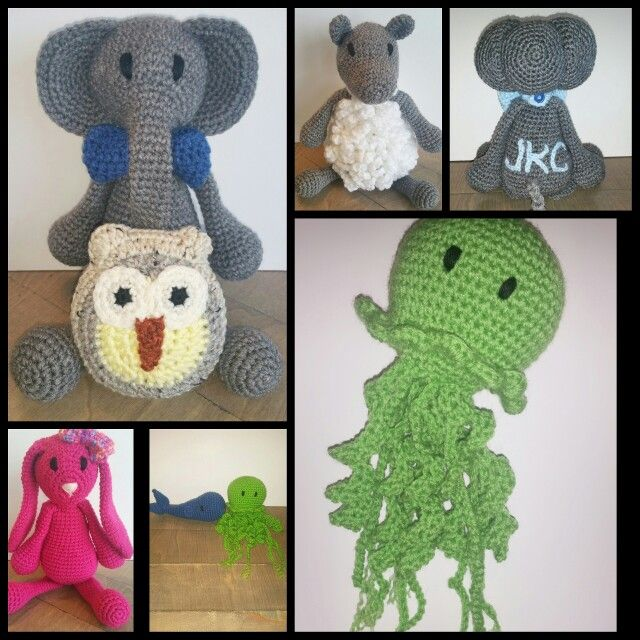 Yarnimal Creations #crochettoys #handmadegifts https://m.facebook.com/Yarnimalcreations/