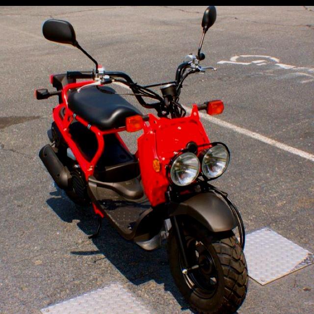 2009 Honda ruckus honda ruckus Pinterest