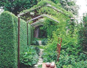Lotties trädgård i Ängelholm