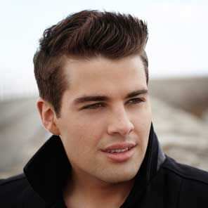 Joe McElderry - Birth name: Joseph McElderry - Born: 16 June 1991 (age 21)  South Shields, Tyne and Wear, England, UK - http://en.wikipedia.org/wiki/Joe_McElderry