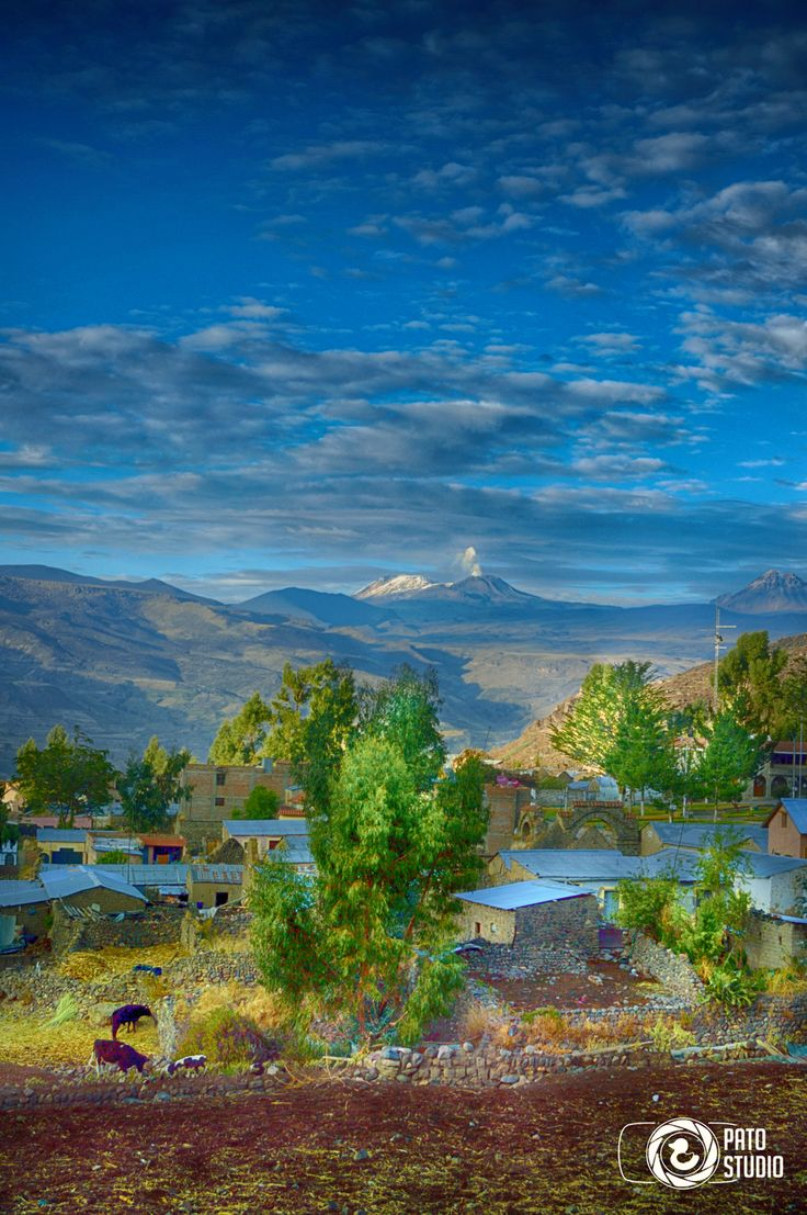 Coporaque, Valle del Colca Arequipa