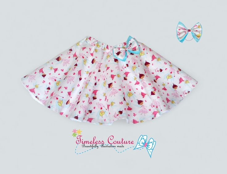 Still on fairies theme  Here FAIRYVILLE CIRCLE SKIRT  Has three layers carefully handcrafted. Also hair bow accessory is also available.  a.b.timelesscouture@gmail.com  www.facebook.com/a.b.timelesscouture