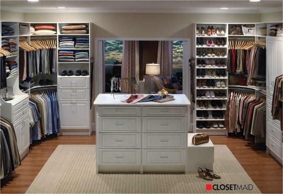 Tu Closet Perfecto, Te Espera Con Nosotros. #closet #clothes #organization #