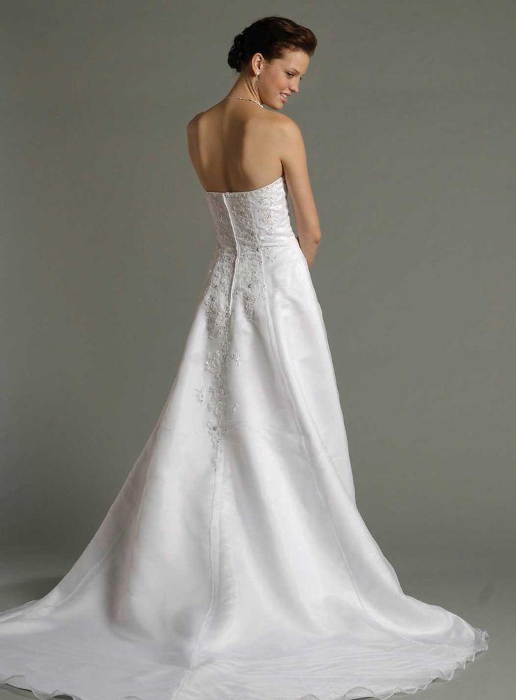 12 best Anya Bridal images on Pinterest | Bridesmade dresses, Short ...