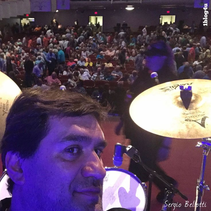I would like to wish a Happy Birthday to my friend and teammate #Sergio #Bellotti !! #drummer #drums #drumlife #drumming #Gabriella #Ruggieri #1blog4u #blogger #musicblogger #blogging