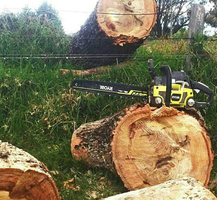 Ryobi  chainsaw  51cc 2016