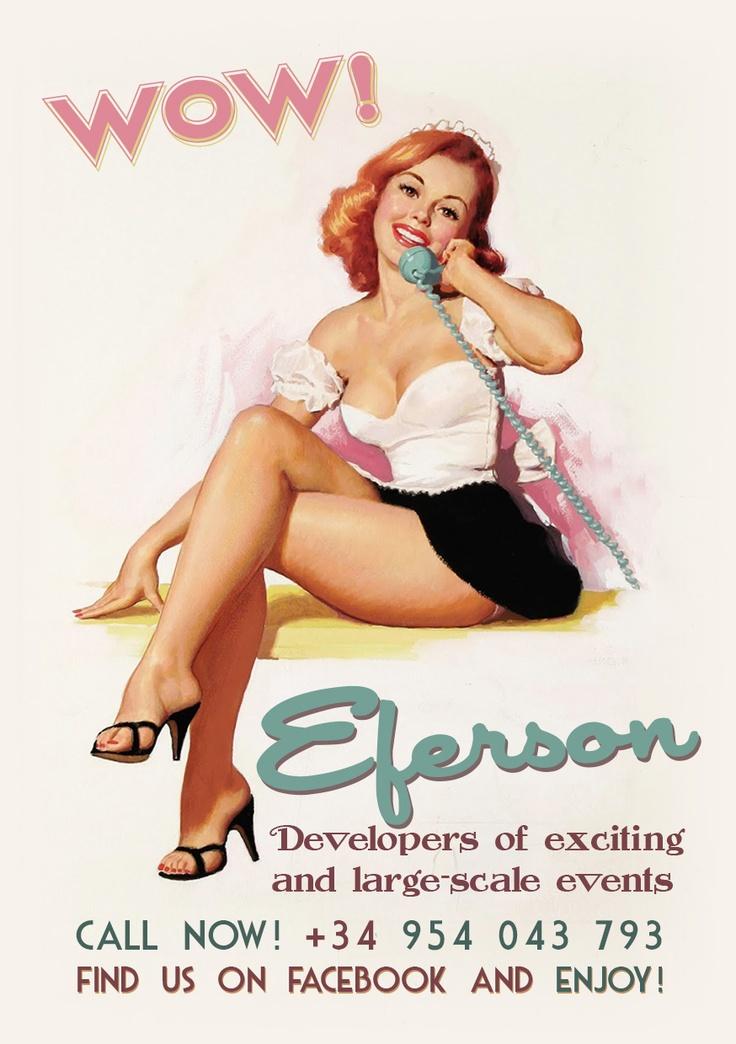 Wow! Eferson retro ;) events & more