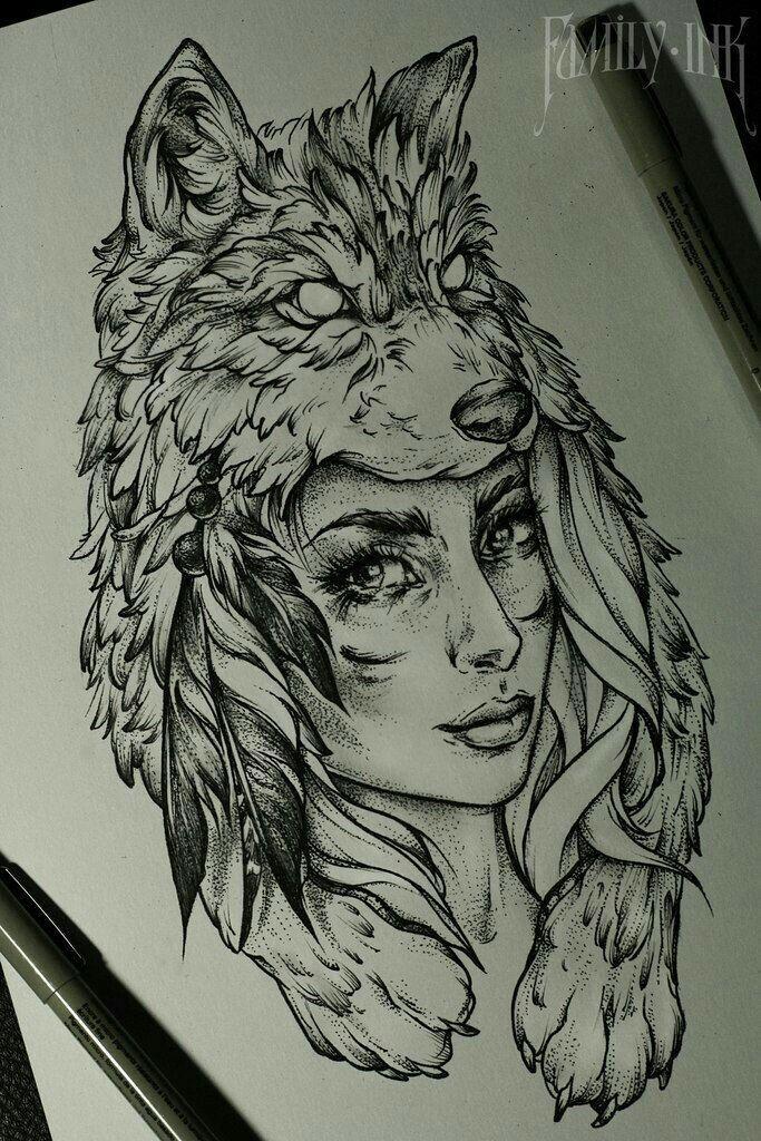 Pin by melva dunn on wood burning ideas Wolf girl