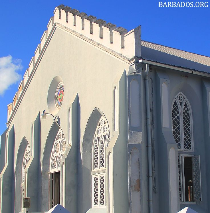 Bethel Methodist Church in Bridgetown, #Barbados