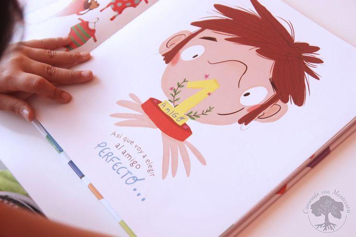 El Amigo Perfecto – Libro-Reseña- – Creciendo Con Montessori