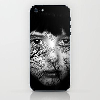 The Tree of Life iPhone & iPod Skin by unaciertamirada - $15.00