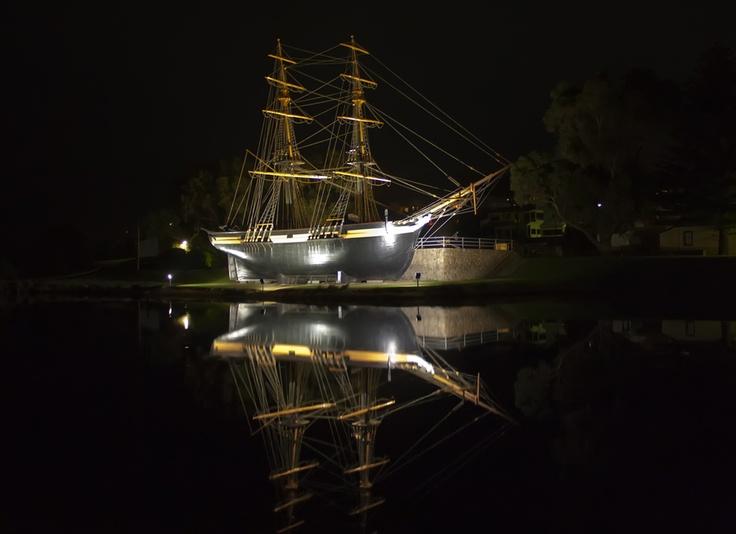 Amity in Albany Western Australia.    On a very still night.