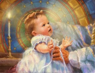 Baptism Baby Images.