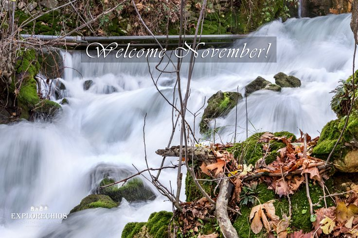 Welcome November! http://bit.ly/chiosnature #explorechios #greece