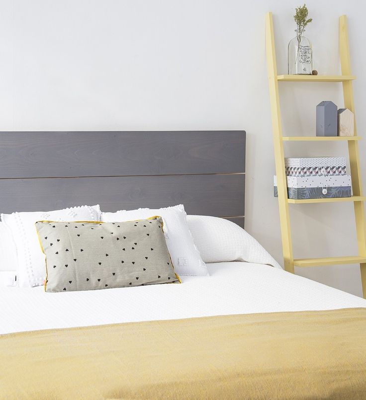 M s de 1000 ideas sobre cabecero gris en pinterest cama for Cabeceros y canapes