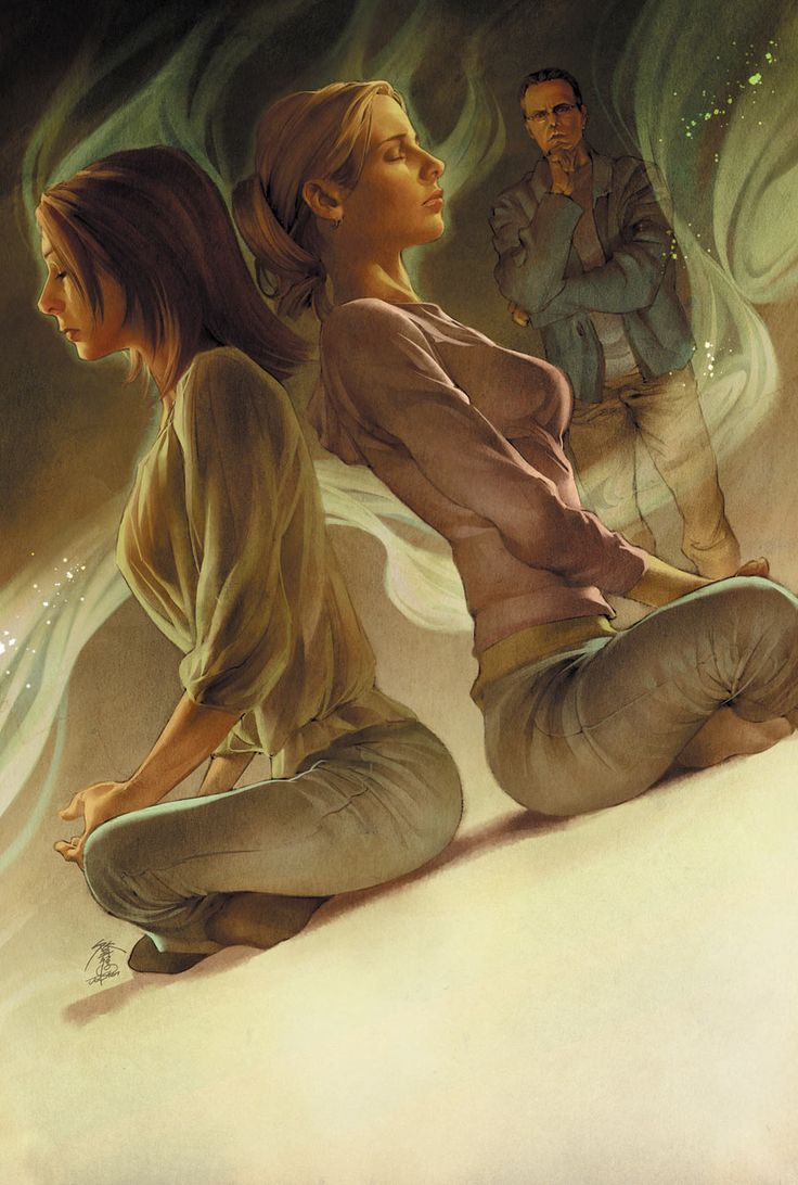 Buffy Summers/Dawn Summers -
