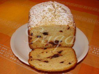 Jablkový koláč s čokoládou - obrázek