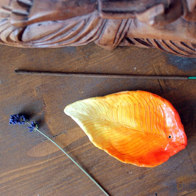 Love To-Go - happy little things: DIY: incense holder