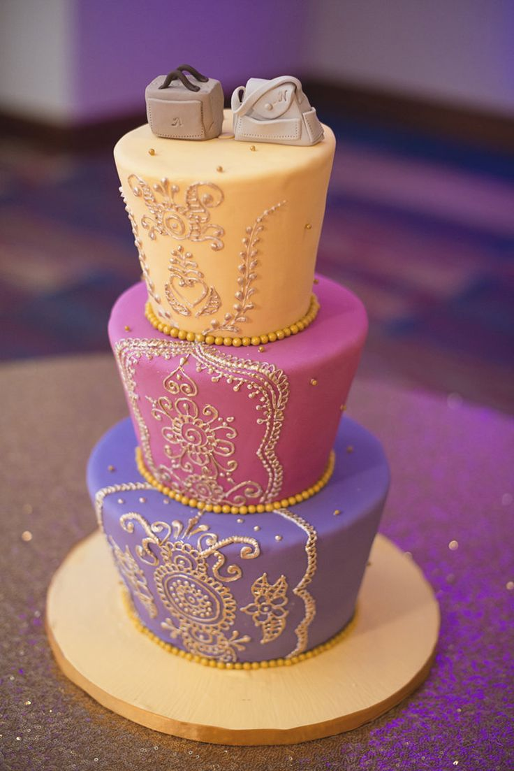 70 best Wedding Cakes, Cupcakes + Desserts images on Pinterest ...