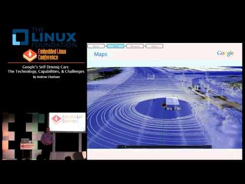 Embedded Linux Conference 2013 - KEYNOTE Google's Self Driving Cars