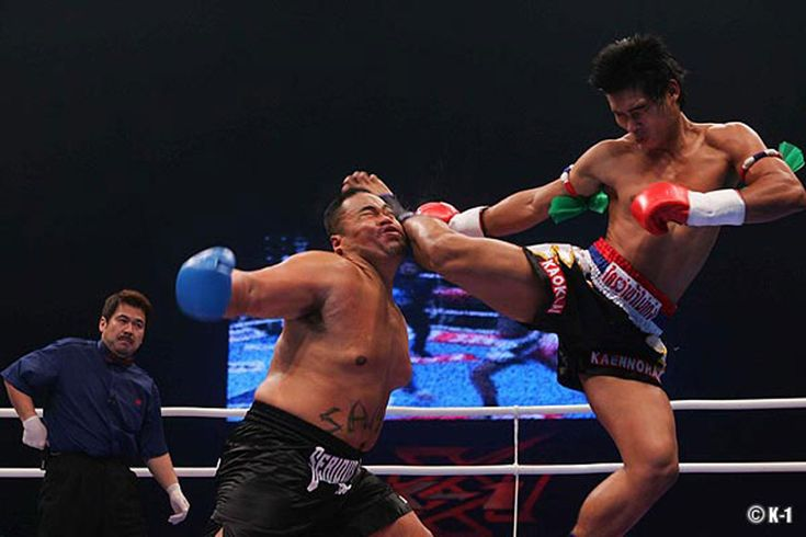 MMA Knee to the Head Lethal Deadly Plus Amazing #muaythai #kneetohead