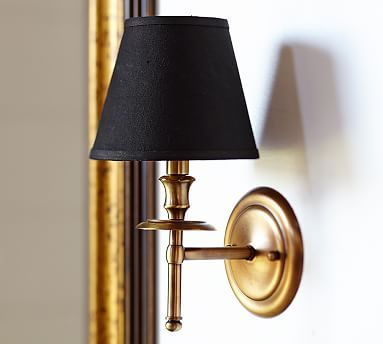 Best 25 sconces ideas on pinterest craft ideas for the for Brass bathroom sconce