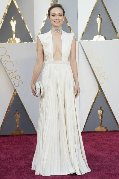 Голая грудь, мусорный пакет и другие фэшн-неудачи «Оскара-2016»