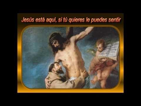 CANCION DIOS ESTA AQUI HD CON LETRA - musica catolica cristiana - YouTube