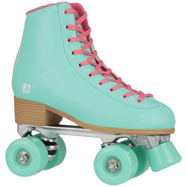 Patinando e Cantando: Mais uma novidade em patins quad - Oxer Secret Retrô
