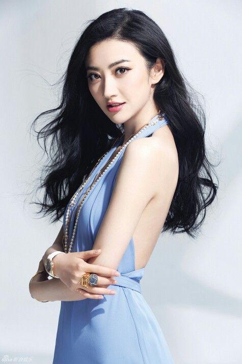Jing Tian (景甜)