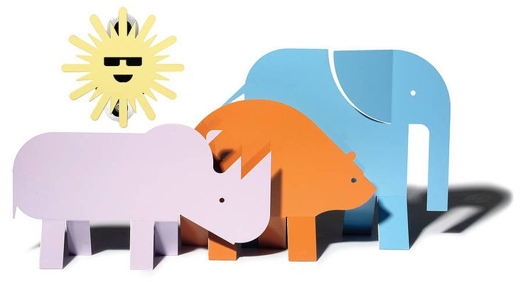 metal animal 'nightnight' light by the original metal box company | notonthehighstreet.com
