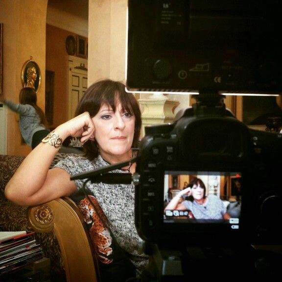 Emanuela is proud to be a vegan mom with success. Soon on Veggie Channel  #veganmom #veganfamily
