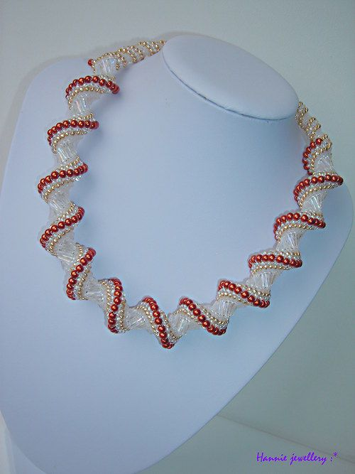 topazová cellinka... Beading jewelery from Hannie jewellery :) Cheb, Czech republic http://hanniejewellery.cz/