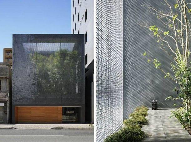 Optical Glass House. Design: Ateliér NAP.