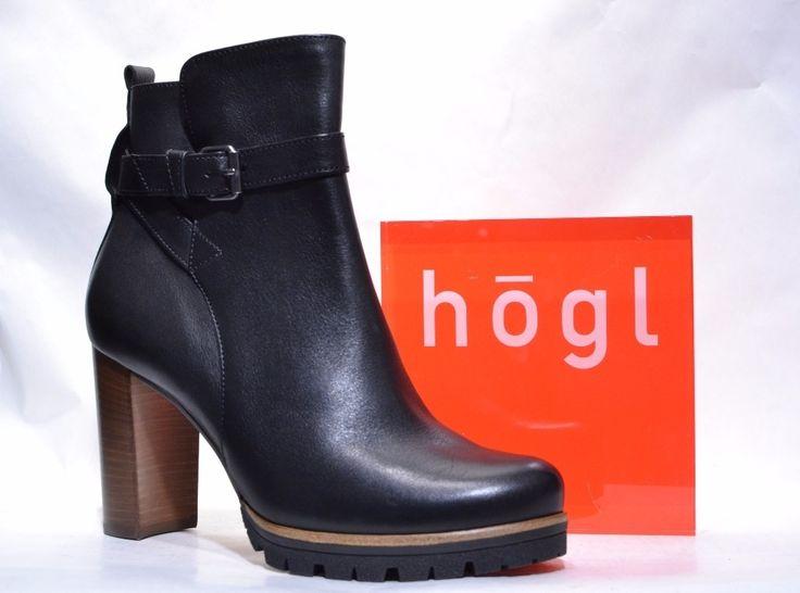 Högl tolppa solki nilkkuri | Högl | Naisten kengät | Tuotteet | Paulan kenkä