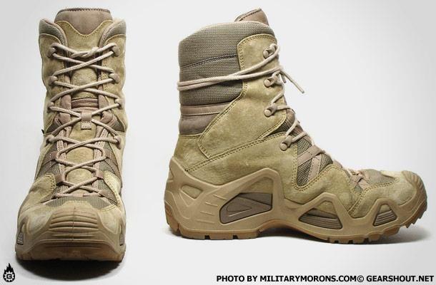 Lowa армейские ботинки