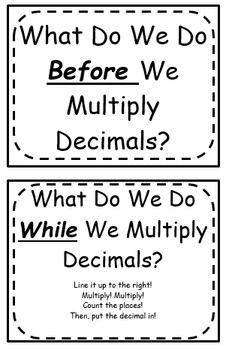 Such a smart idea! Have them estimate before to make sure the decimal makes sense!