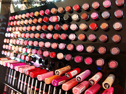 Lipstick display | Lipstick Display | Pinterest